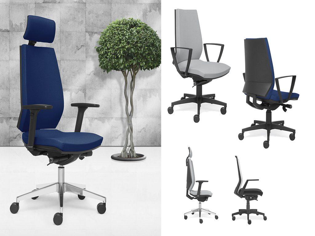 QUARTZO | Cadeiras de Administração para Escritório