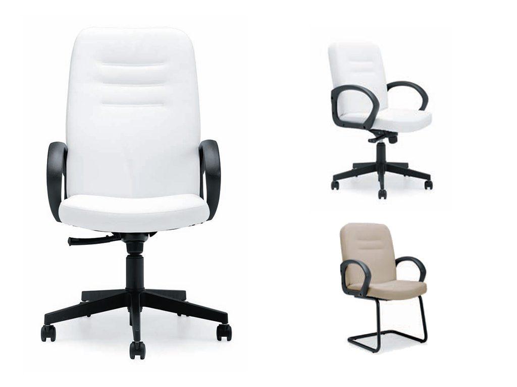 FLORIDA | Cadeiras de Administração para Escritório