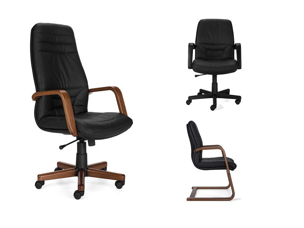 MIDA | Cadeiras de Administração para Escritório