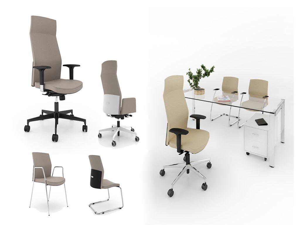 REPLAY | Cadeiras de Administração para Escritório