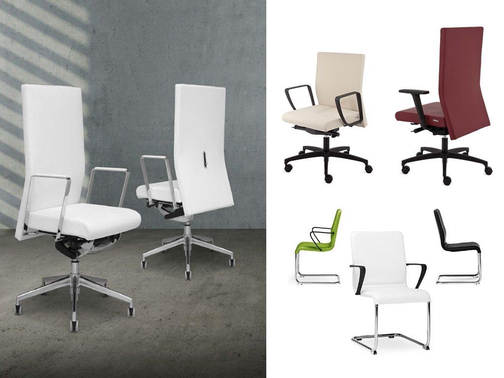 FORMA | Cadeiras de Administração para Escritório
