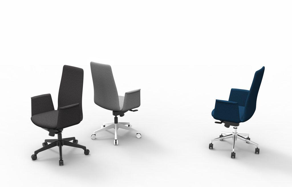 YORK | Cadeiras de Administração para Escritório