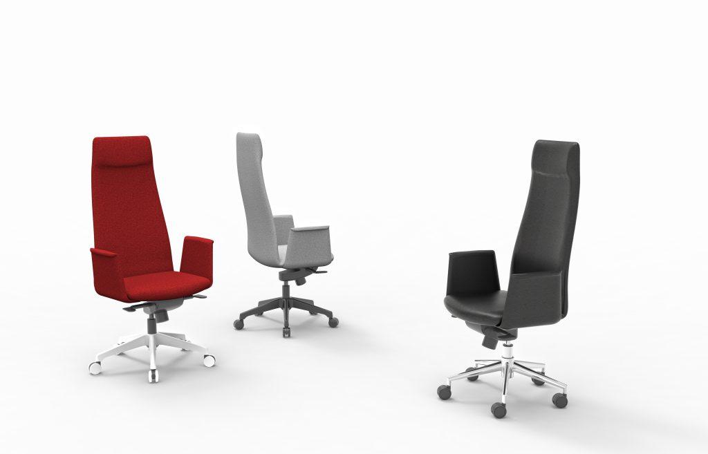 YORK XL | Cadeiras de Administração para Escritório