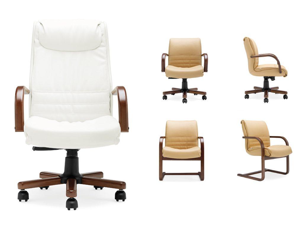 CLASSIC | Cadeiras de Administração para Escritório