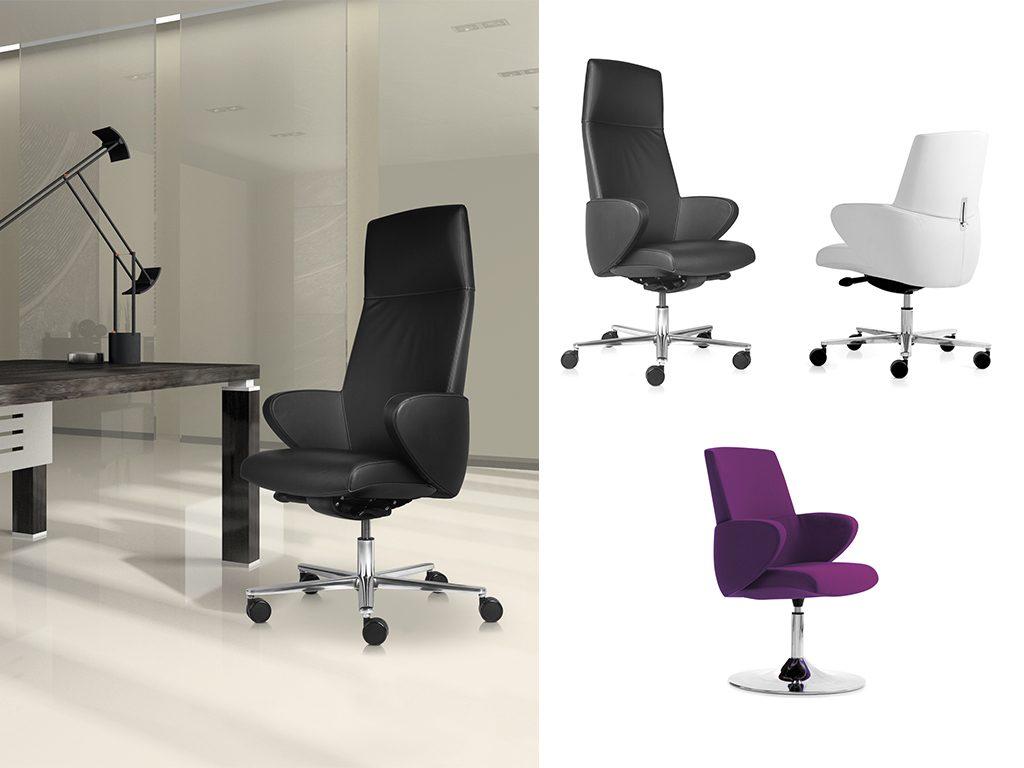FORMAT | Cadeiras de Administração para Escritório