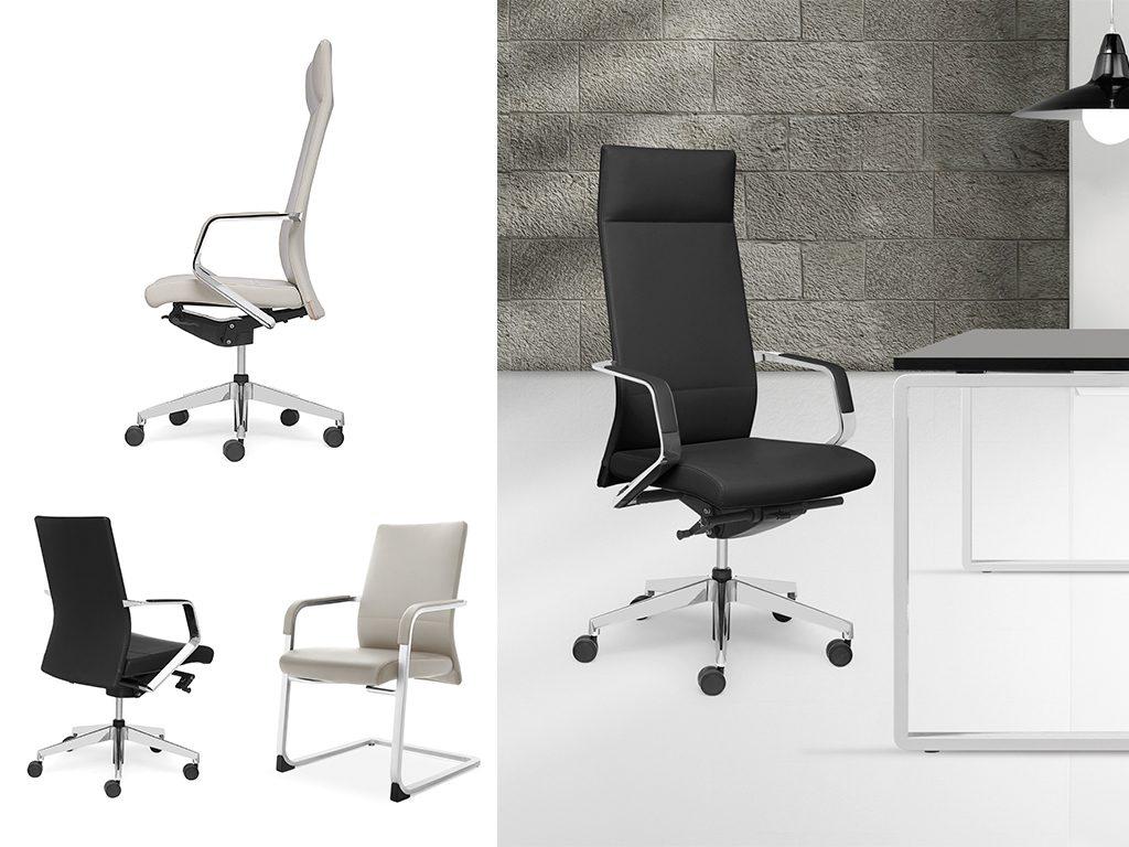 LUXOR | Cadeiras de Administração para Escritório