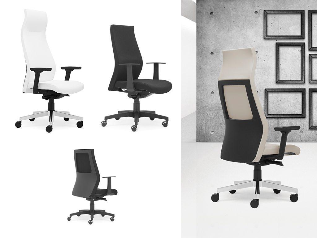 OPEN | Cadeiras de Administração para Escritório