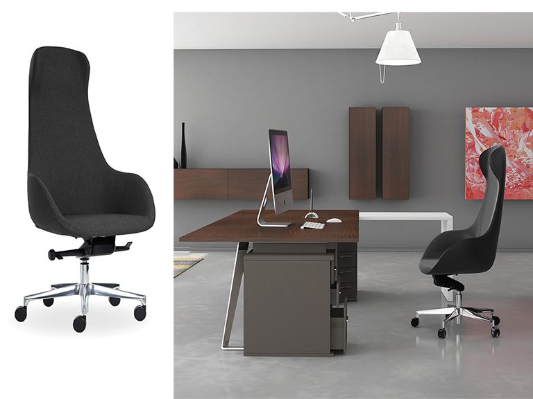 NEST | Cadeiras de Administração para Escritório