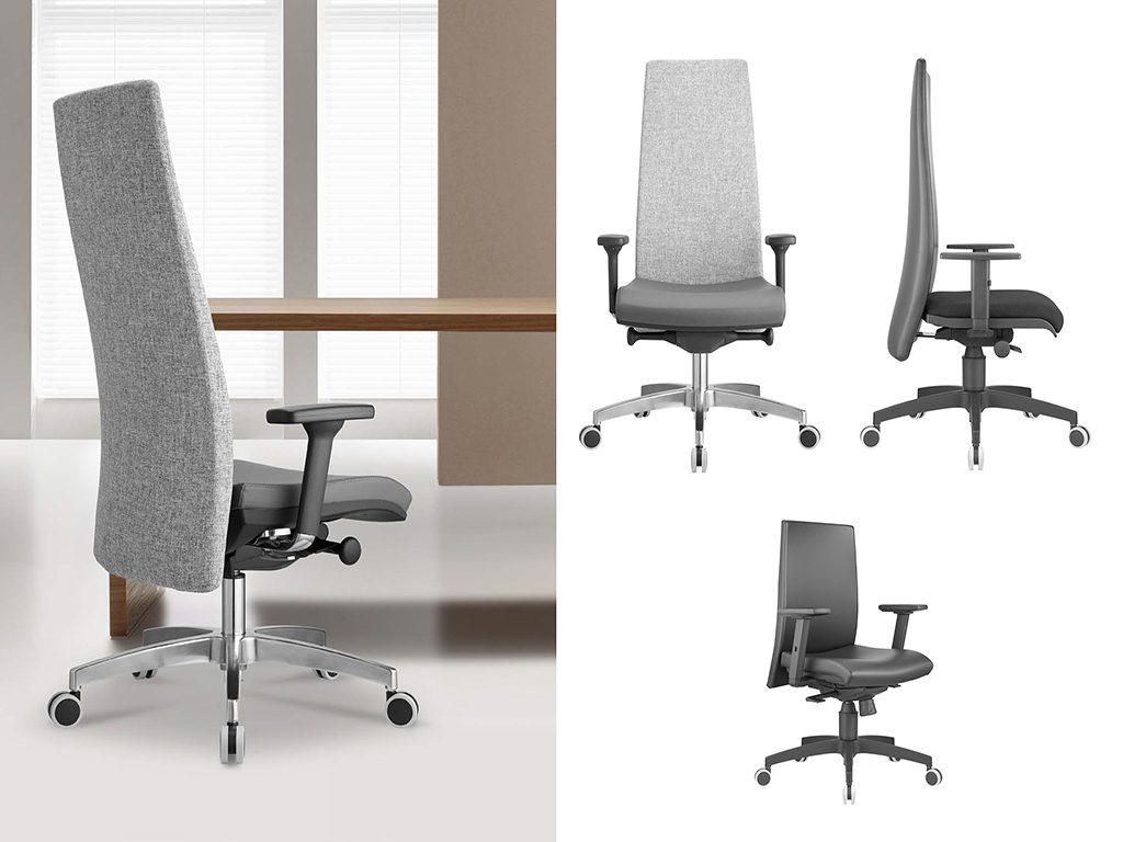 KUGA | Cadeiras de Administração para Escritório
