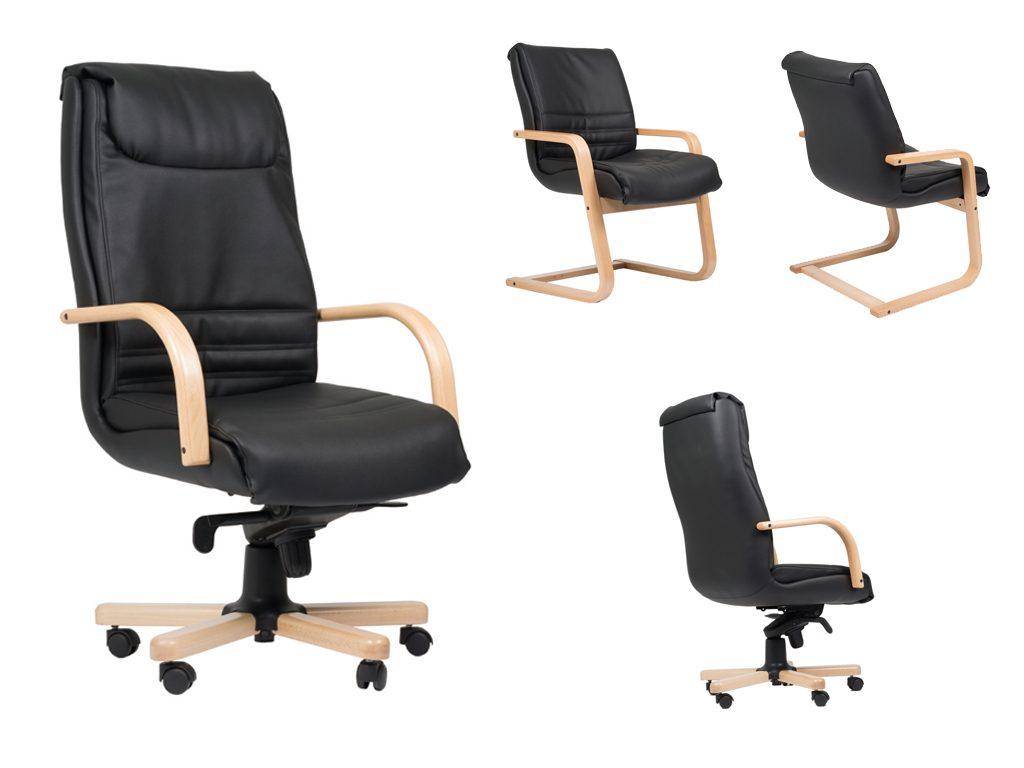 CONFORTO | Cadeiras de Administração para Escritório
