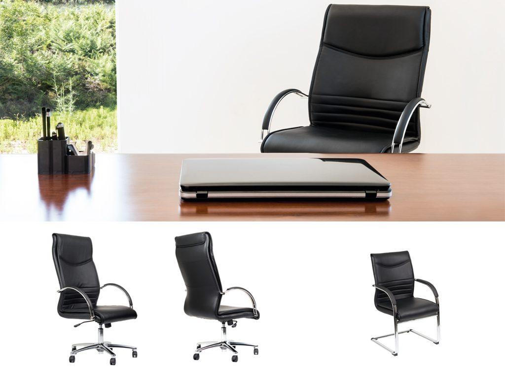 CROWN | Cadeiras de Administração para Escritório