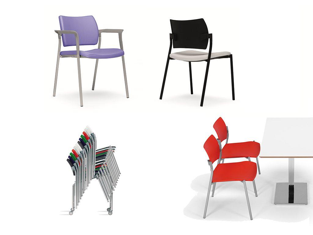 DREAM | Cadeiras Multiuso para Escritório