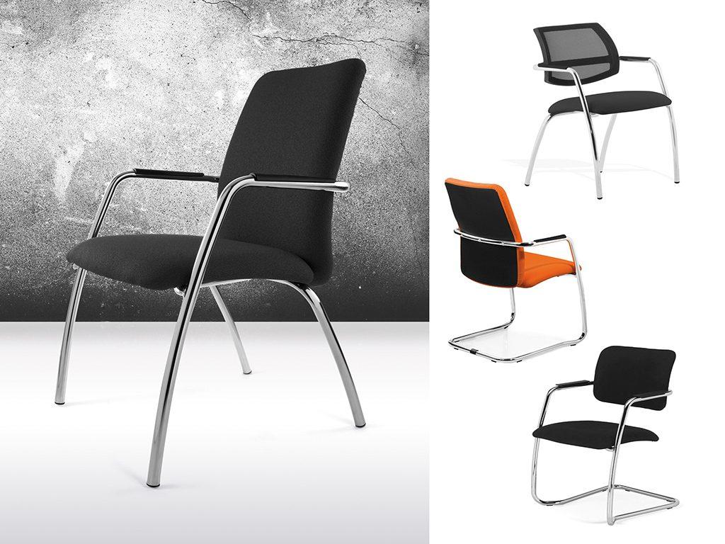 ROXY | Cadeiras Multiuso para Escritório
