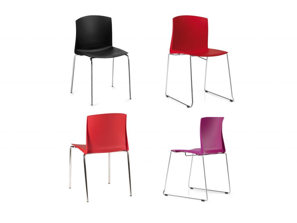 LEAF | Cadeiras Multiuso para Escritório