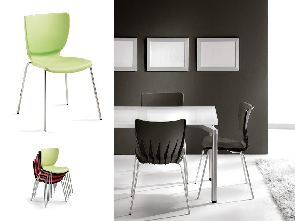 NOMO | Cadeiras Multiuso para Escritório