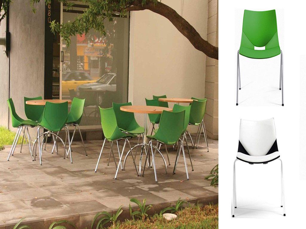 SHELL | Cadeiras Multiuso para Escritório
