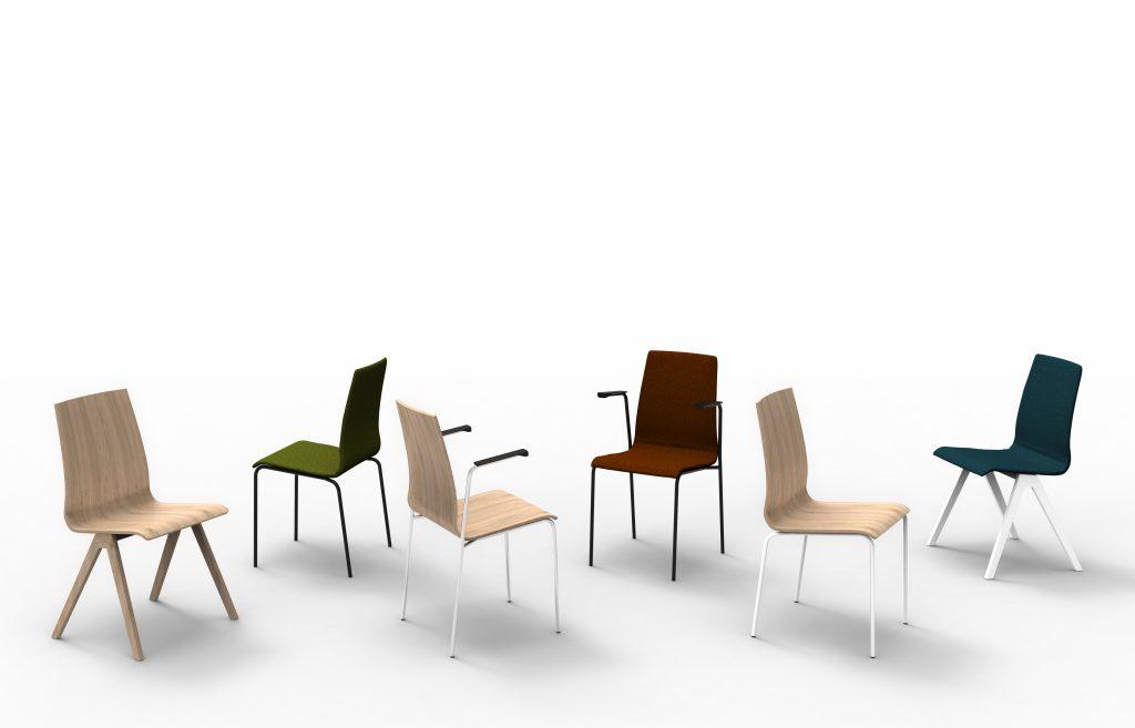 MYTO | Cadeiras Multiuso para Escritório