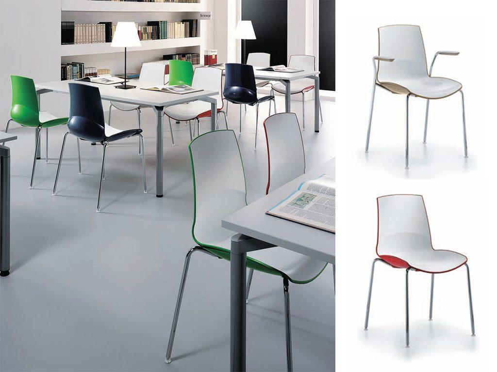 NOW | Cadeiras Multiuso para Escritório
