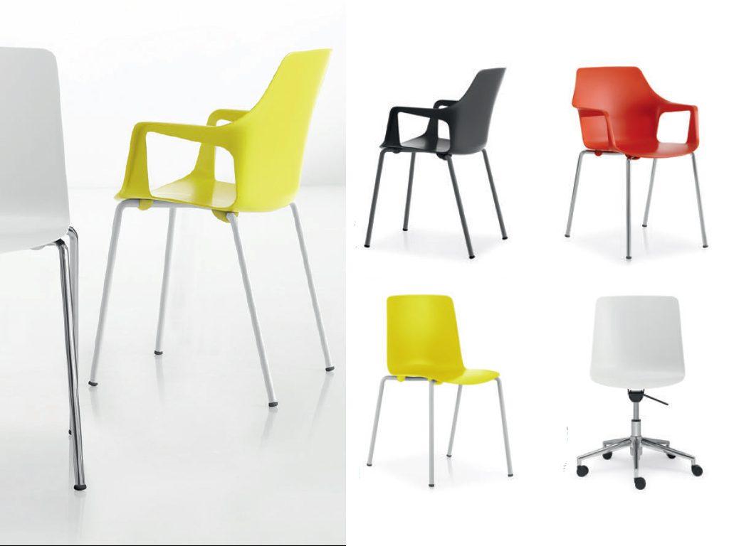 VESPER | Cadeiras Multiuso para Escritório