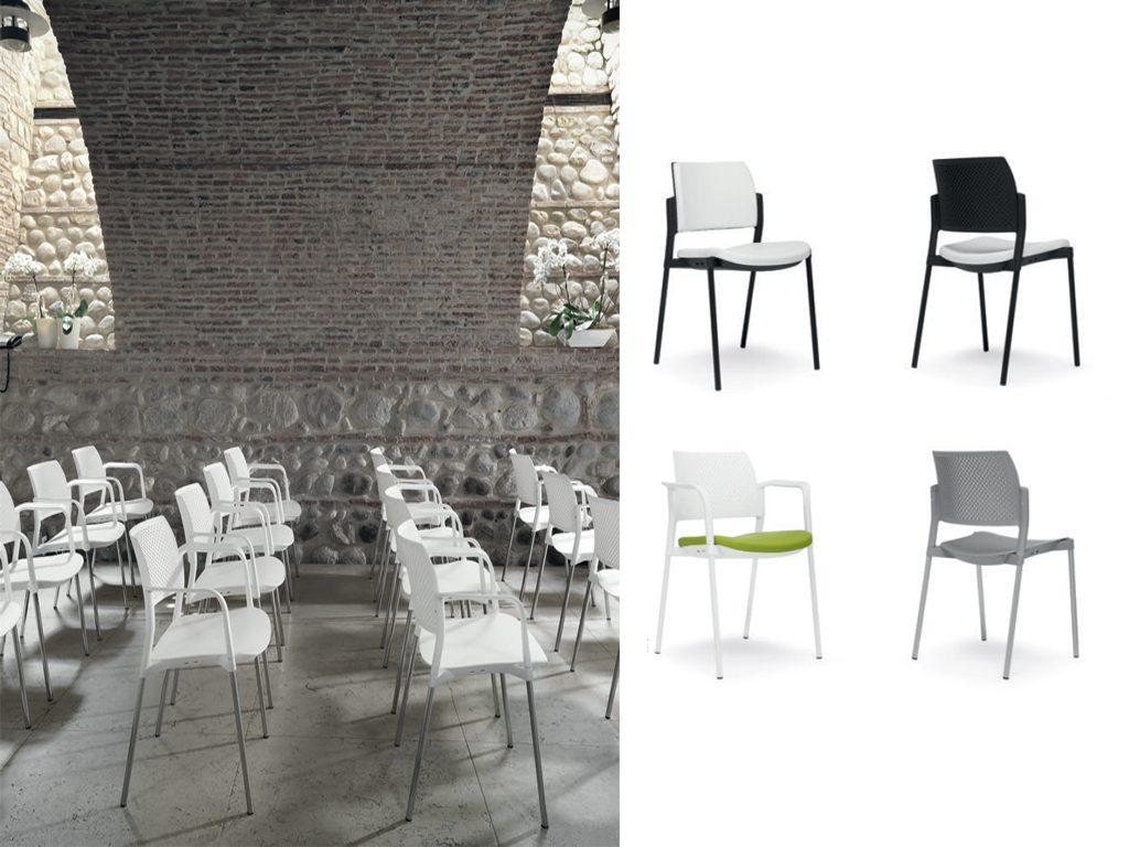 KYOS | Cadeiras Multiuso para Escritório