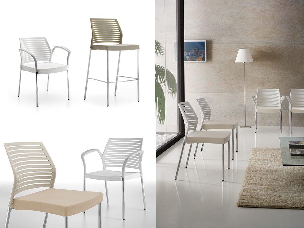 VINIL | Cadeiras Multiuso para Escritório