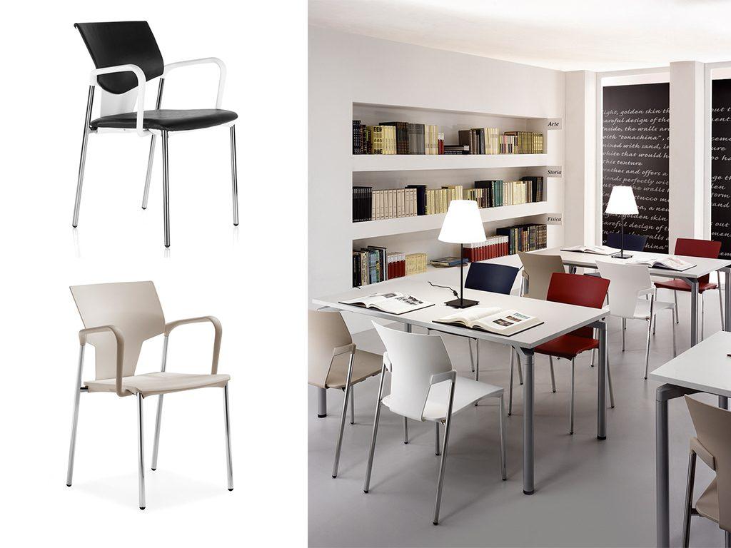 AKTIVA | Cadeiras Multiuso para Escritório
