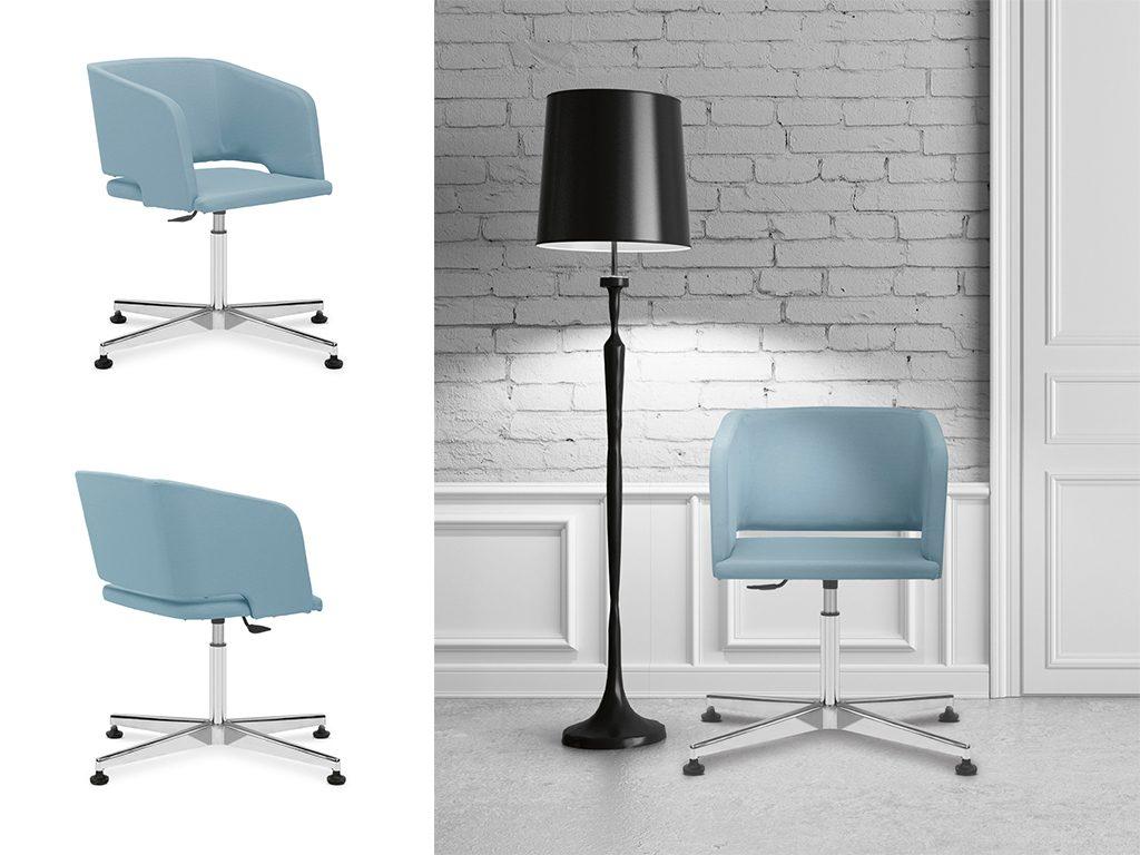 OSLO | Cadeiras Multiuso para Escritório