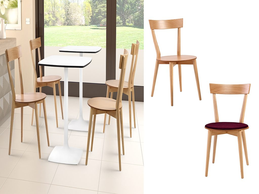 TINY | Cadeiras Multiuso para Escritório