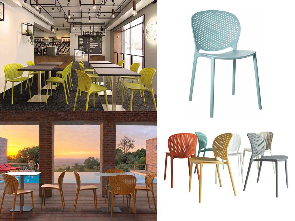 MAYLEA | Cadeiras Multiuso para Escritório
