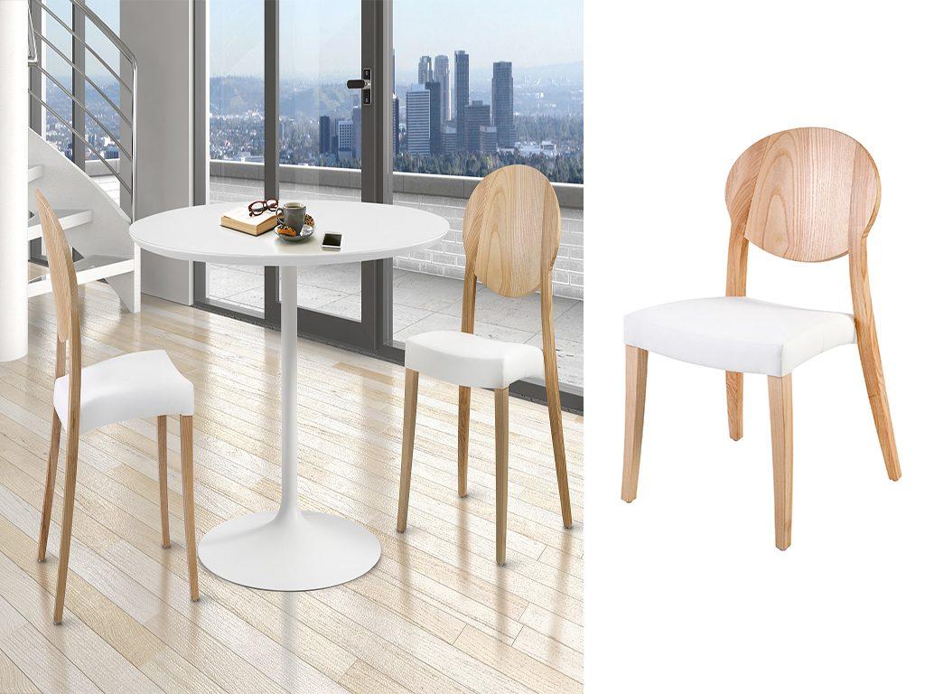 LUA | Cadeiras Multiuso para Escritório