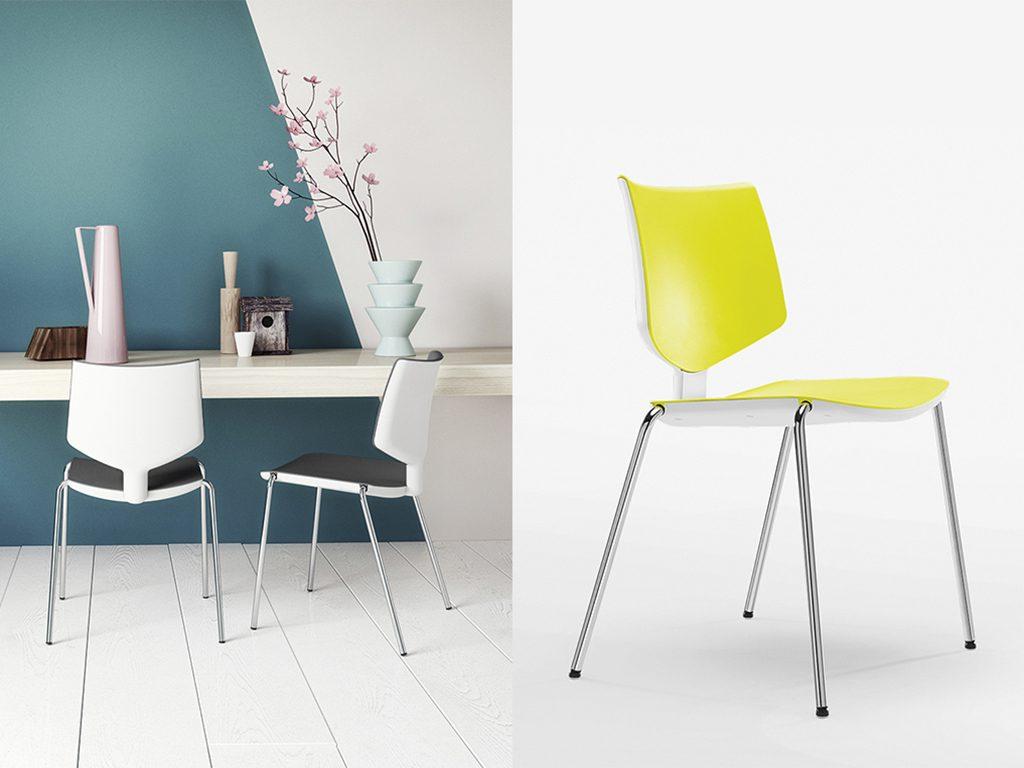 LOKI | Cadeiras Multiuso para Escritório