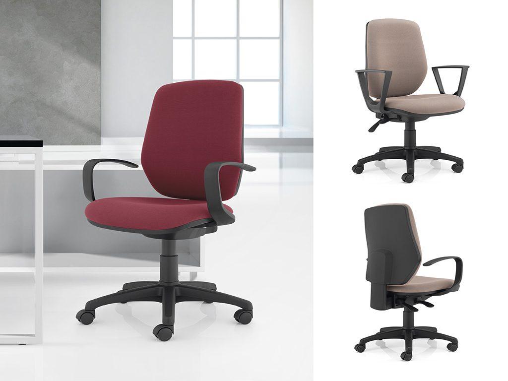 3550 | Cadeiras Operativas para Escritório