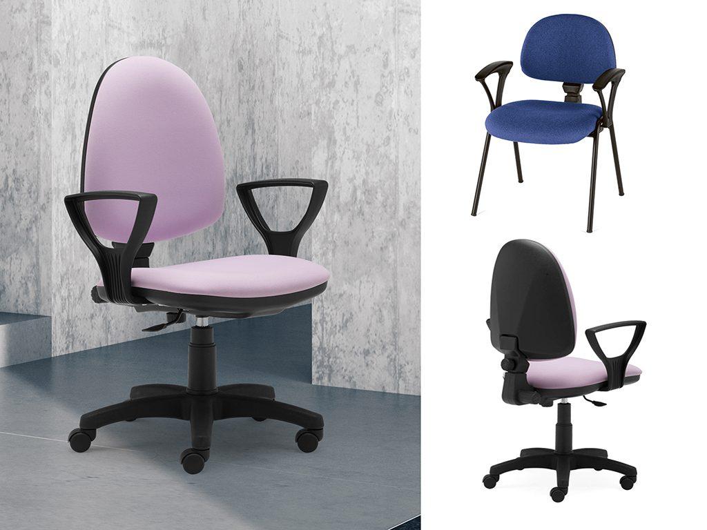 AGIL | Cadeiras Operativas para Escritório