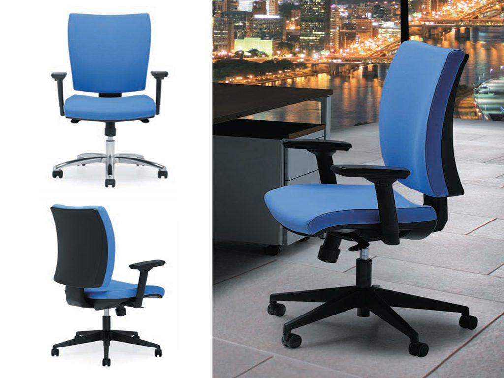 CAD | Cadeiras Operativas para Escritório