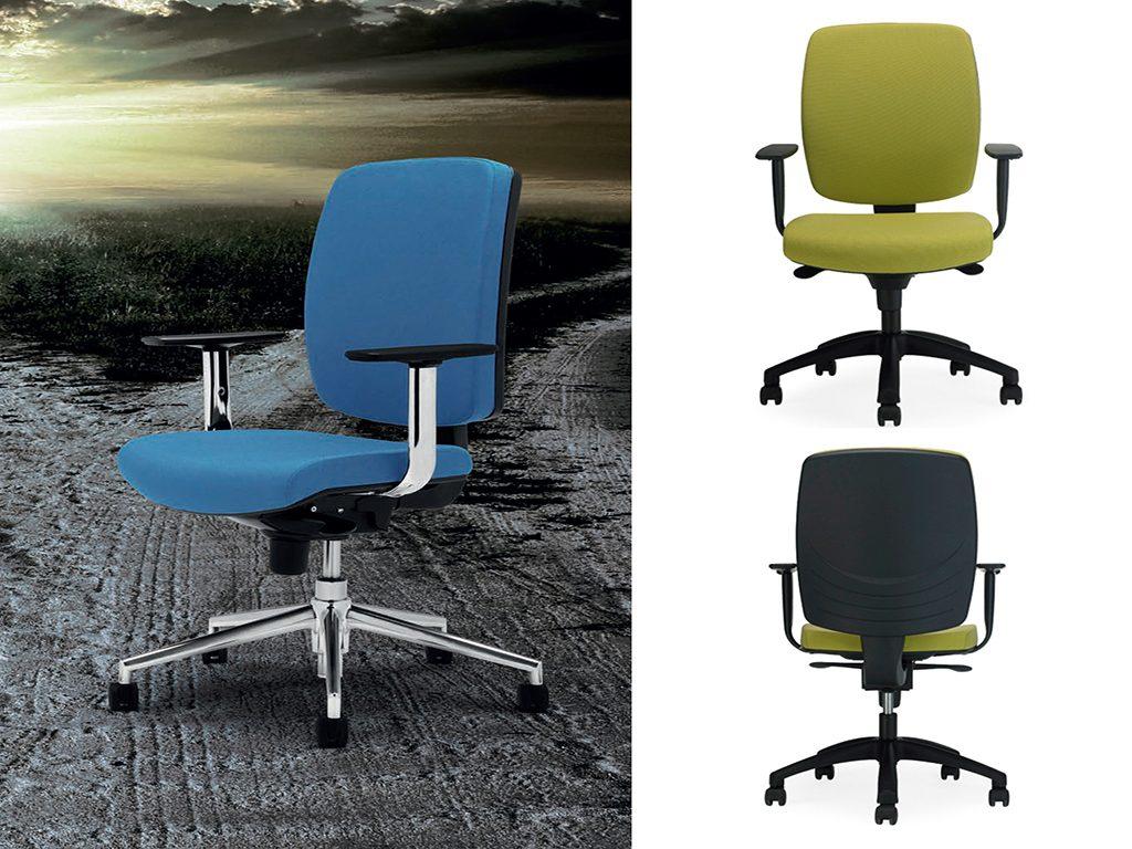 DROP | Cadeiras Operativas para Escritório