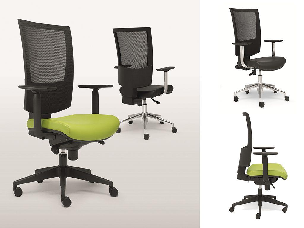 FLASH 31 | Cadeiras Operativas para Escritório