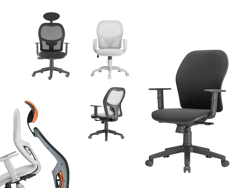 FUNNY | Cadeiras Operativas para Escritório
