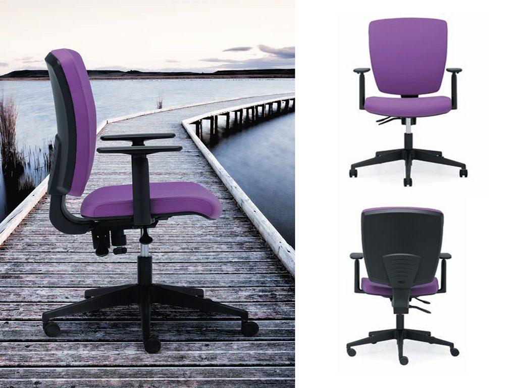 MATRIX | Cadeiras Operativas para Escritório