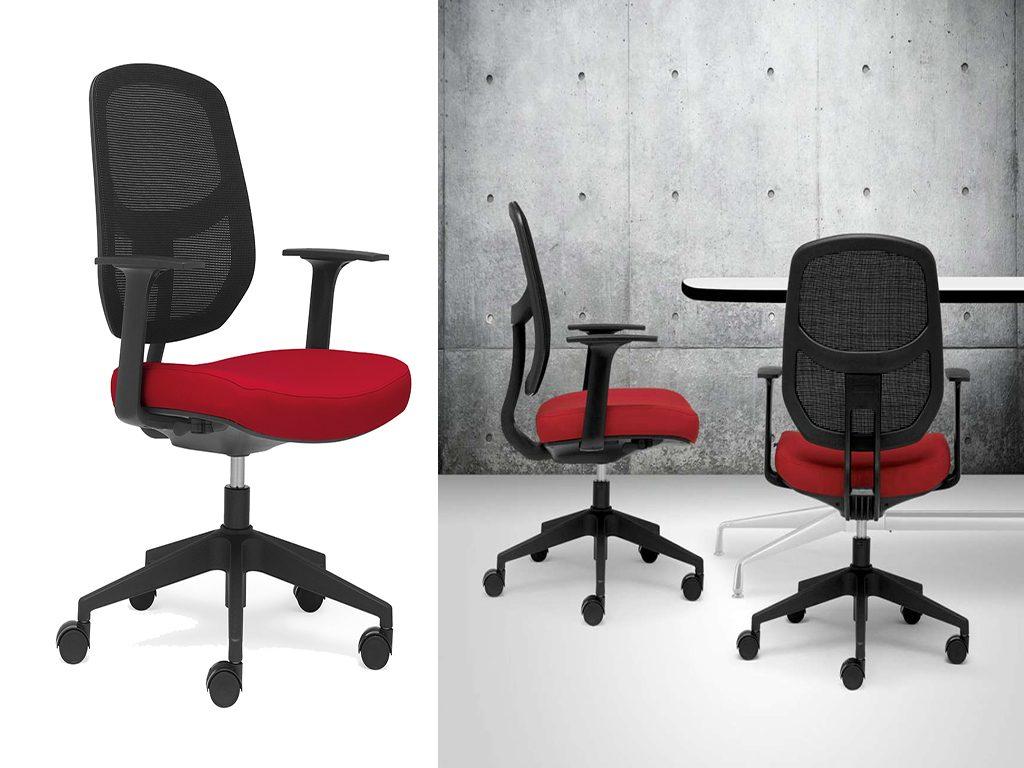 PRISMA | Cadeiras Operativas para Escritório