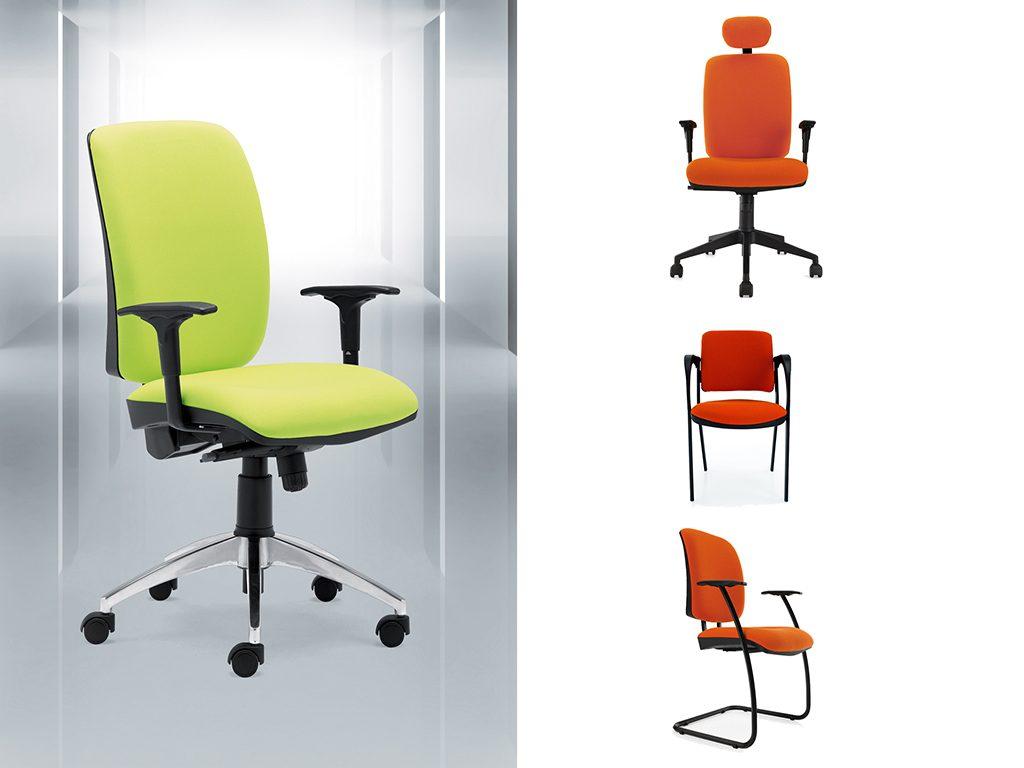 SIGNO | Cadeiras Operativas para Escritório