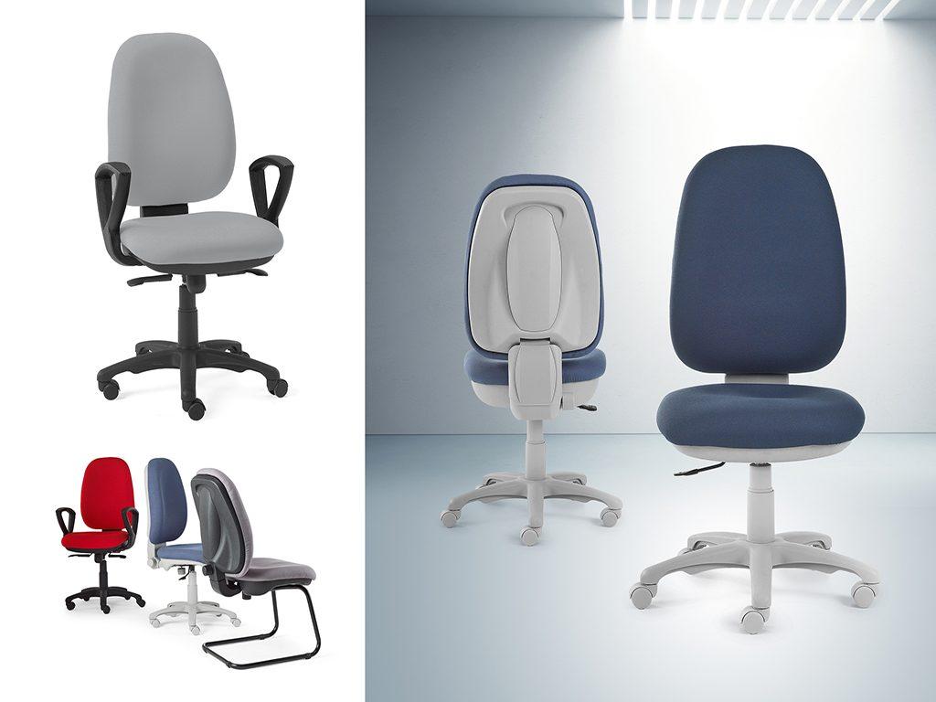 THIZIANO | Cadeiras Operativas para Escritório