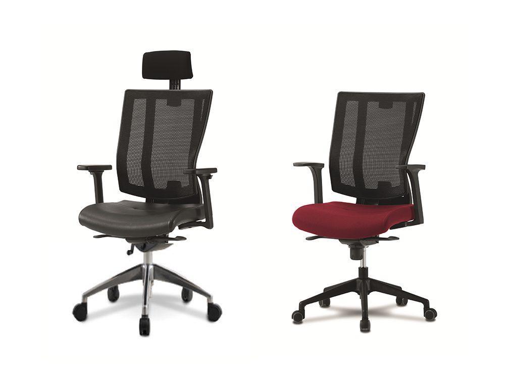 XT41 | Cadeiras Operativas para Escritório