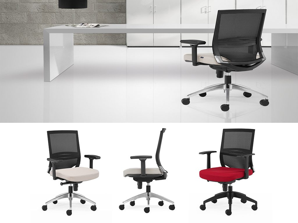 ORPHEUS | Cadeiras Operativas para Escritório