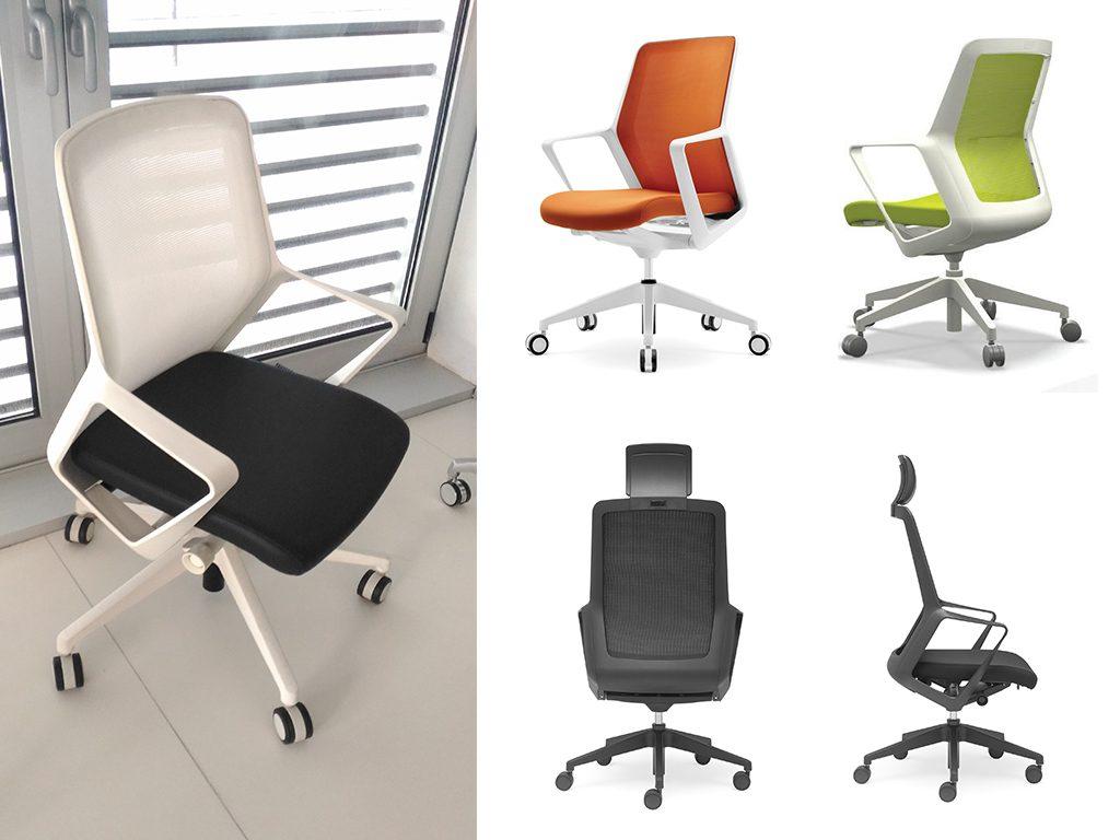 THESIS | Cadeiras Operativas para Escritório