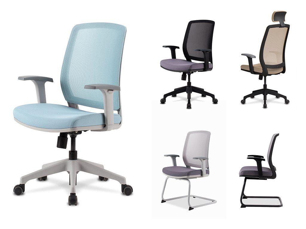XT23 | Cadeiras Operativas para Escritório