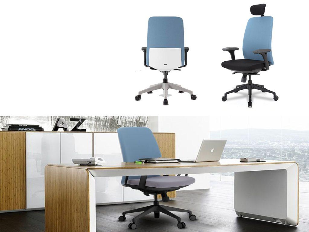 XT64 | Cadeiras Operativas para Escritório