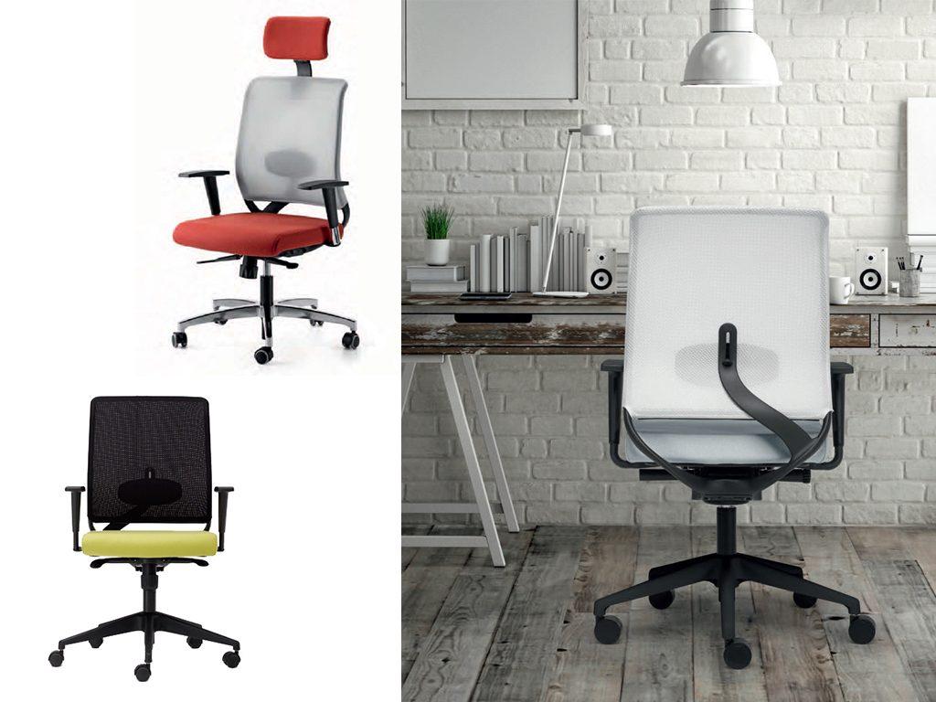 ECOPLUS | Cadeiras Operativas para Escritório