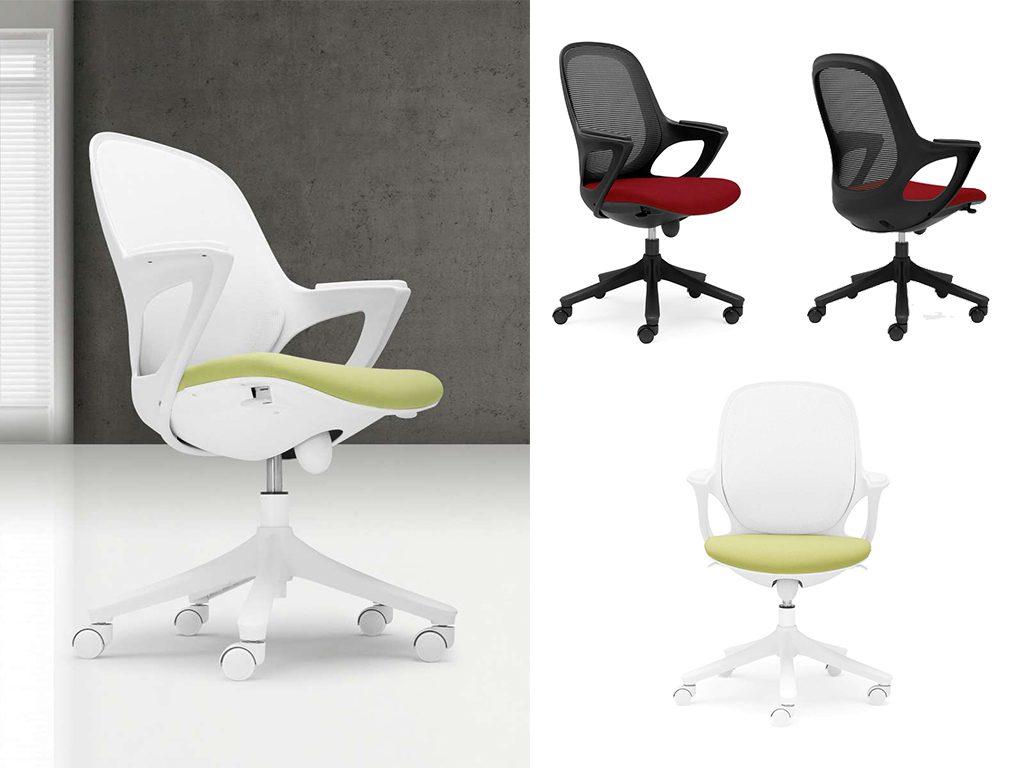 ELIPSE | Cadeiras Operativas para Escritório