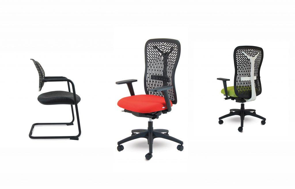 FLEXA | Cadeiras Operativas para Escritório