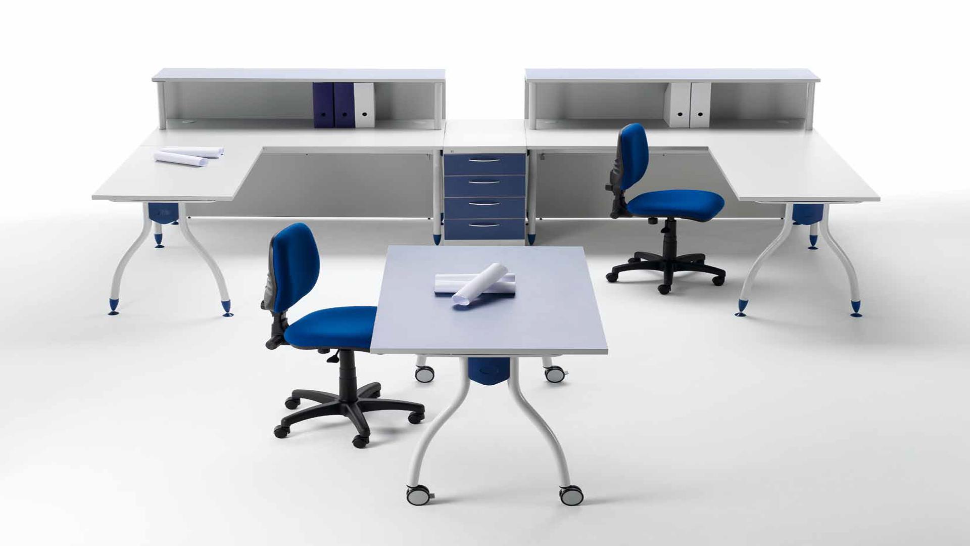 Mobili rio de escrit rio linha nisa space out for Mobiliario de escritorio